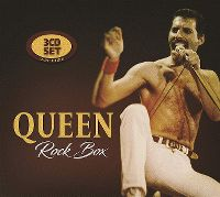 Cover Queen - Rock Box