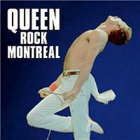 Cover Queen - Rock Montreal