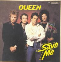 Cover Queen - Save Me