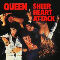 Cover Queen - Sheer Heart Attack