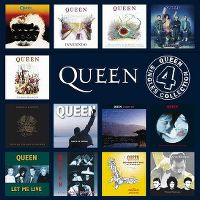 Cover Queen - Singles Collection 4
