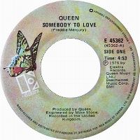 Cover Queen - Somebody To Love