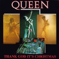 Cover Queen - Thank God It's Christmas