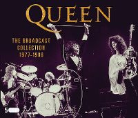 Cover Queen - The Broadcast Collection 1977-1986