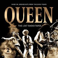 Cover Queen - The Lost Radio Tapes