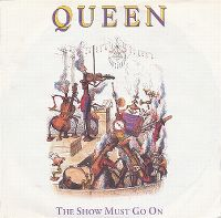 Cover Queen - The Show Must Go On