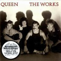 Cover Queen - The Works