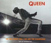 Cover Queen - We Will Rock You / We Are The Champions (Live At Wembley '86)