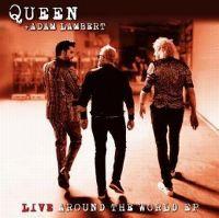 Cover Queen + Adam Lambert - Live Around The World EP