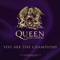 Cover Queen + Adam Lambert - You Are The Champions