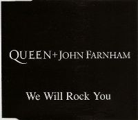 Cover Queen + John Farnham - We Will Rock You