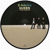 Cover Queen + Paul Rodgers - C-lebrity