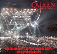 Cover Queen + Paul Rodgers - Reaching Out / Tie Your Mother Down