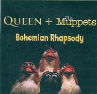 Cover Queen + The Muppets - Bohemian Rhapsody