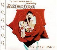 Cover Queen Dance Traxx feat. Blümchen - Bicycle Race