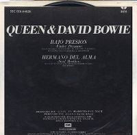 Cover Queen & David Bowie - Under Pressure