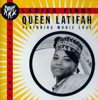 Cover Queen Latifah feat. Monie Love - Ladies First