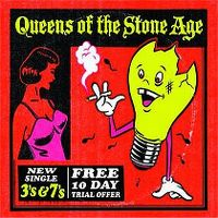 Cover Queens Of The Stone Age - 3's & 7's