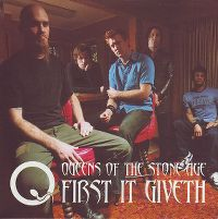 Cover Queens Of The Stone Age - First It Giveth