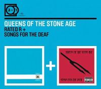 Cover Queens Of The Stone Age - Rated R + Songs For The Deaf
