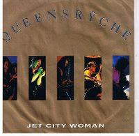 Cover Queensrÿche - Jet City Woman