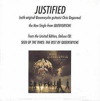 Cover Queensrÿche - Justified