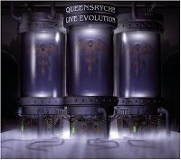 Cover Queensrÿche - Live Evolution