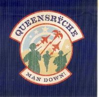 Cover Queensrÿche - Man Down!