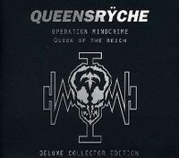 Cover Queensrÿche - Operation Mindcrime / Queen Of The Reich