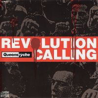 Cover Queensrÿche - Revolution Calling