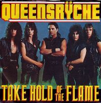 Cover Queensrÿche - Take Hold Of The Flame