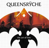 Cover Queensrÿche - The Art Of Live