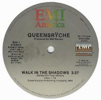 Cover Queensrÿche - Walk In The Shadows