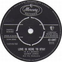 Cover Quincy Jones And His Orchestra - Love Is Here To Stay