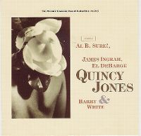 Cover Quincy Jones feat. Al B. Sure!, James Ingram, El DeBarge & Barry White - The Secret Garden (Sweet Seduction Suite)