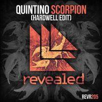 Cover Quintino - Scorpion (Hardwell Edit)