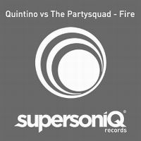 Cover Quintino vs The Partysquad - Fire
