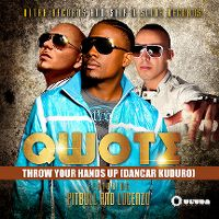 Cover Qwote feat. Pitbull & Lucenzo - Throw Your Hands Up (Dançar kuduro)