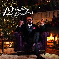 Cover R. Kelly - 12 Nights Of Christmas
