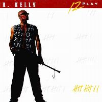 Cover R. Kelly - 12 Play