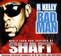 Cover R. Kelly - Bad Man