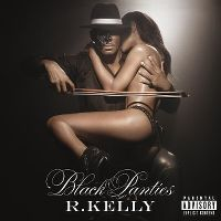 Cover R. Kelly - Black Panties