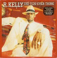 Cover R. Kelly - Did You Ever Think