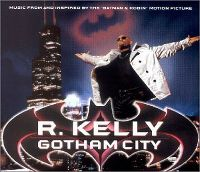 Cover R. Kelly - Gotham City