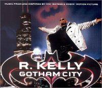 Cover R. Kelly - Gotham City