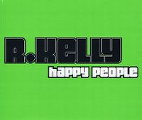 Cover R. Kelly - Happy People