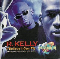 Cover R. Kelly - I Believe I Can Fly