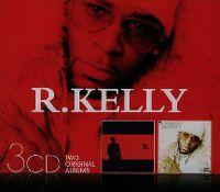 Cover R. Kelly - R. + TP-2.com