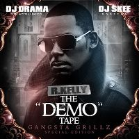 Cover R. Kelly - The Demo Tape