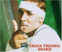 Cover R. Kelly - Thoia Thoing